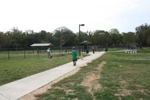 Dog Park in Maryland: Ballenger Creek Park