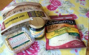 Weight Watchers Panini Sandwich Ingredients