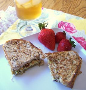 Weight Watchers Panini Sandwich