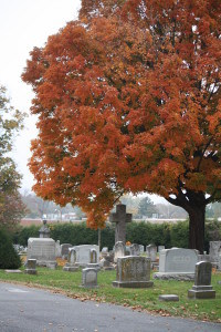 Historic Mount Olivet Cemetery in Frederick Md