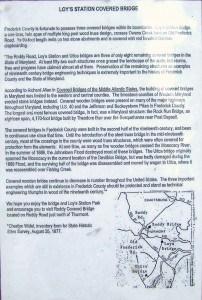 Loys Station Bridge History