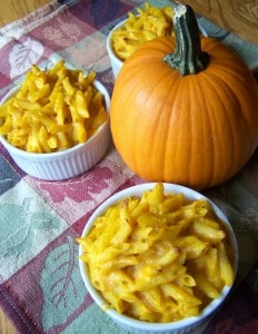Pumpkin Macaroni & Cheese Recipe