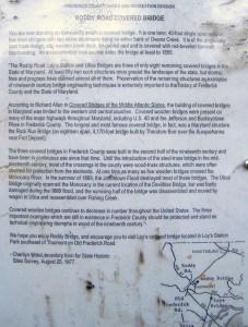 Roddy Road Bridge History