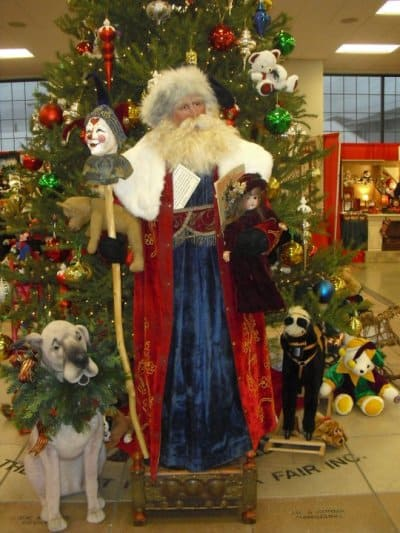 November 2012 frederick happenings for Frederick county fairgrounds christmas craft show
