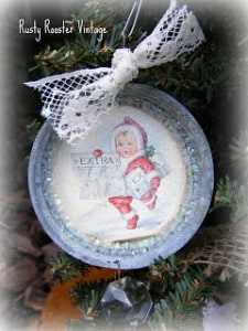 Top 10 DIY Christmas Ornaments: Easy and Inexpensive!