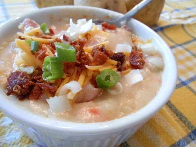 Best Ham and Potato Soup: Your Comfort Food in a Bowl