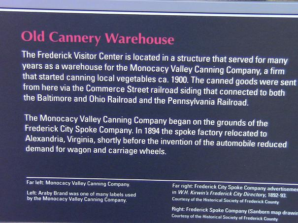 Old Cannery Warehouse