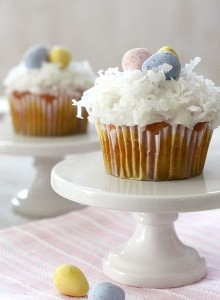 Easter cupcakes pic