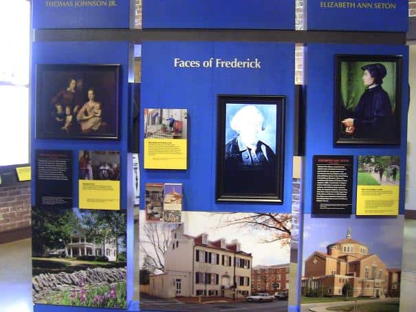 Things to Do in Frederick Md: Start Your Tour at Frederick Visitor Center