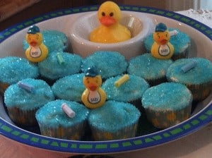 rubber duck cupcakes2