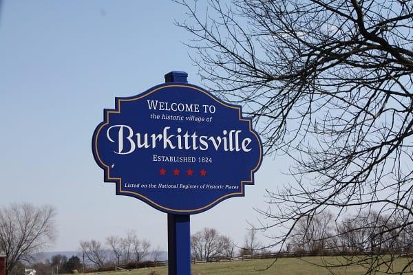 Exploring Burkittsville Md
