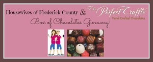 Giveaway! A 15 Count Box of Chocolates from The Perfect Truffle