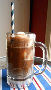 Chocolate Root Beer Float - 4 Weight Watchers Points Plus Value