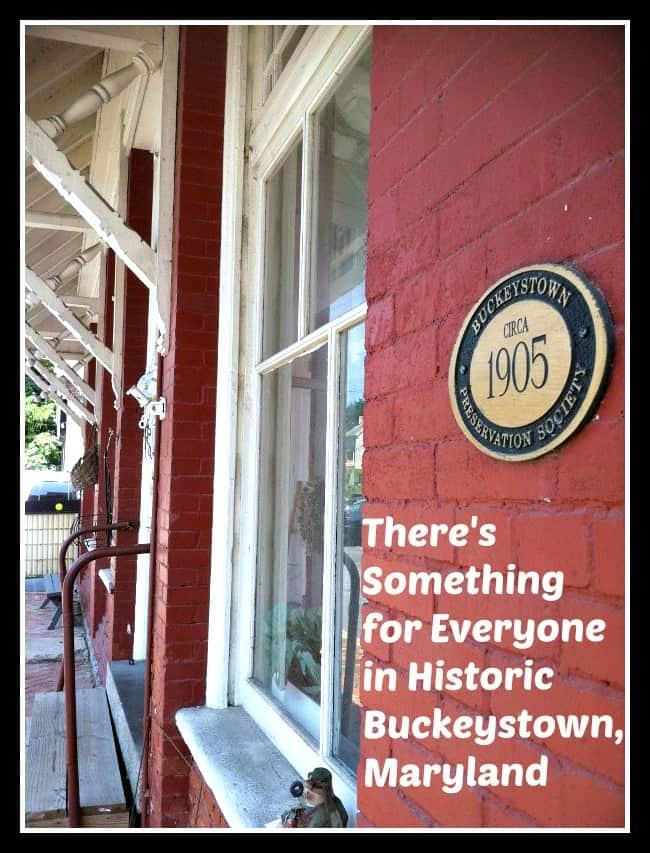 Buckeystown, Md: Something for Everyone!