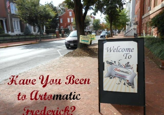 Have You Been to Artomatic Frederick?