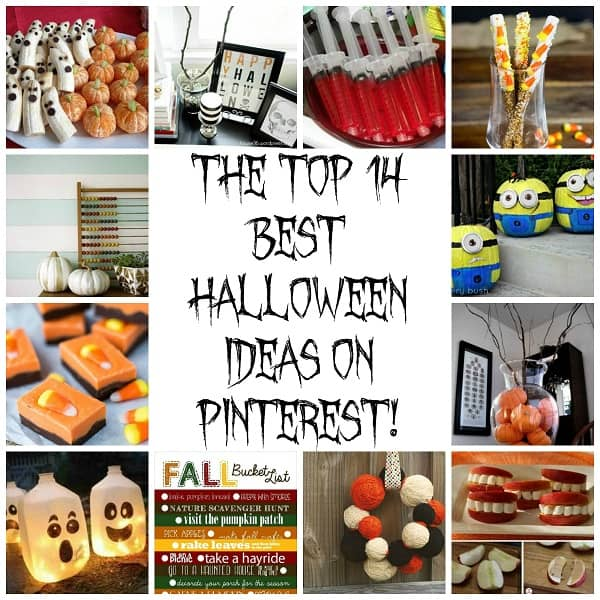 57 Best County Down Images On Pinterest: The Top 14 Best Halloween Ideas On Pinterest
