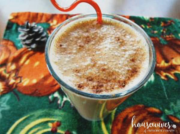 pumpkin smoothie 2