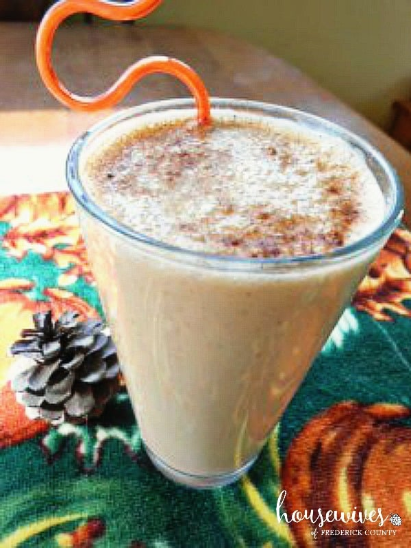 pumpkin smoothie 3