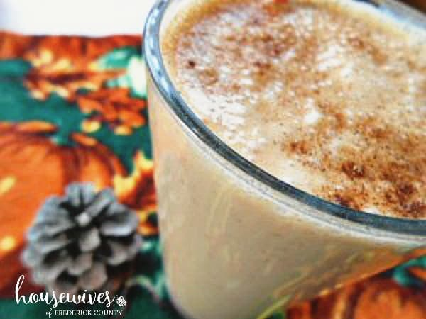 pumpkin smoothie 4