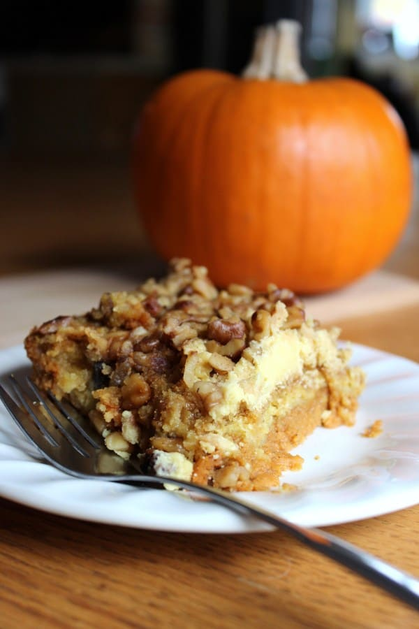 Great Pumpkin Dessert - Housewives