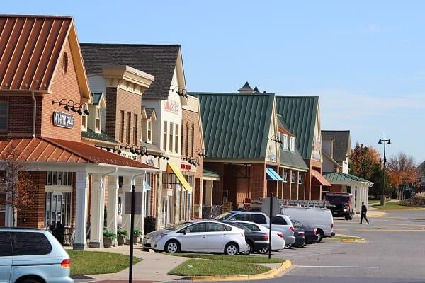 Urbana Md Shopping Center