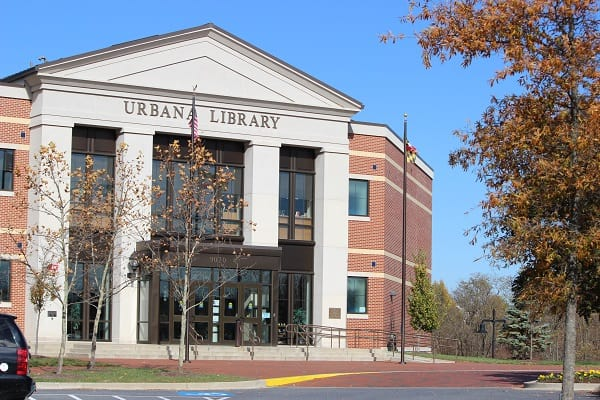 Urbana Md Library