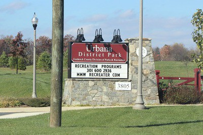 urbana park sign pic