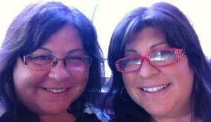 Evil Twins Dark Hair