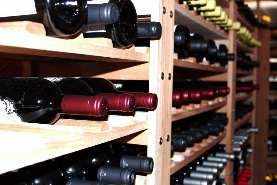Wine Kitchen's assorted wines