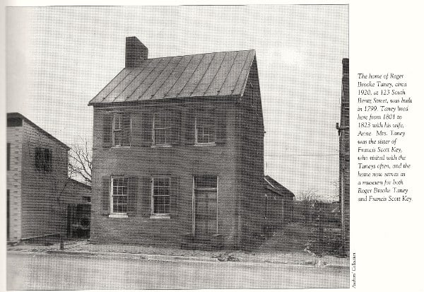 Taney House