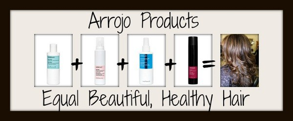 Arrojo Hair Products Equal Beautiful, Healthy Hair