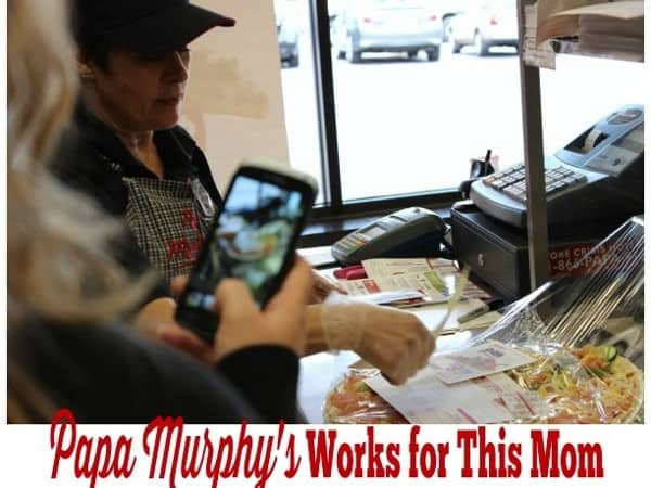 Papa Murphy's Works for This Mom