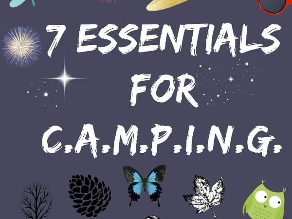 7 Essentials for C.A.M.P.I.N.G.