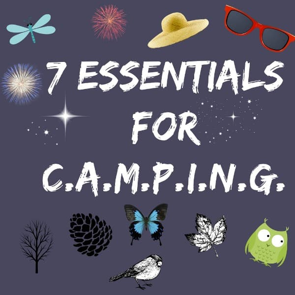 What to Bring Camping: 7 Essentials For Your Next Camp-Out