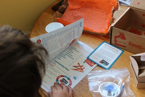 Subscription Box For Kids: Groovy Lab in a Box Equals STEM Fun!