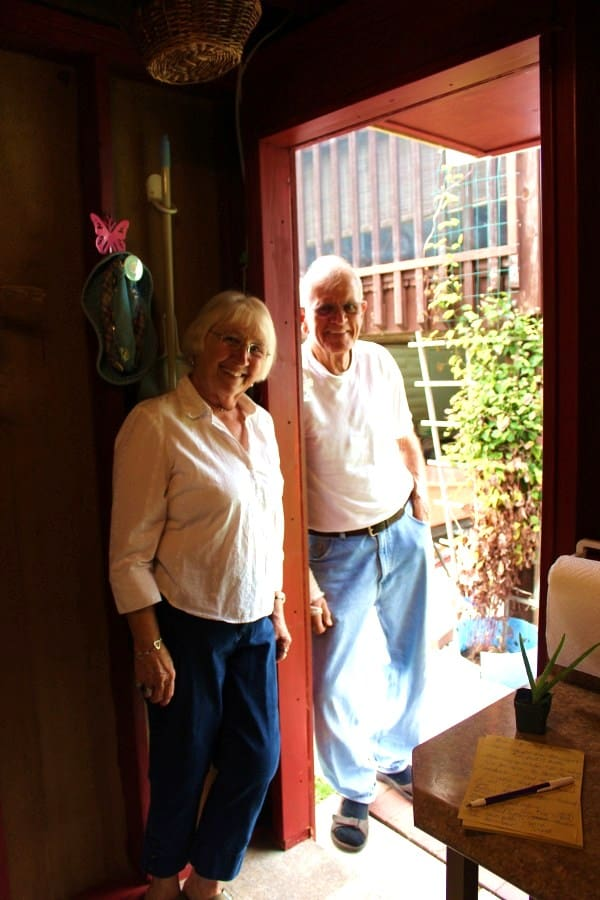 Gene and Shirley