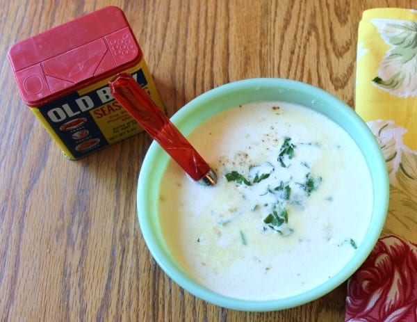 Grand Prize Maryland Cream of Crab Soup