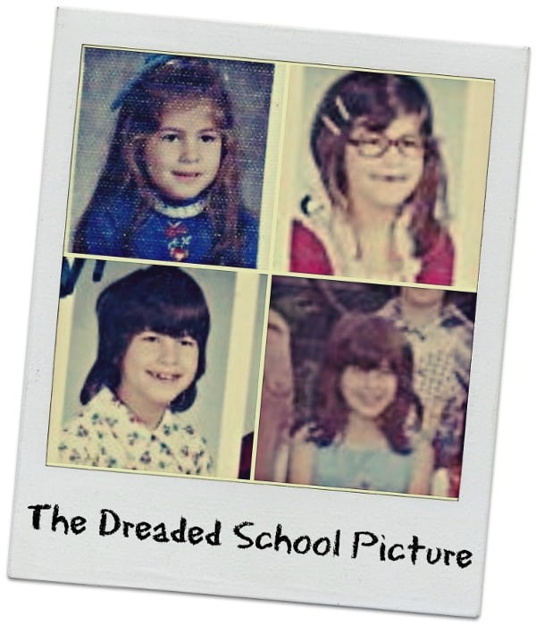 The Dreaded School Picture