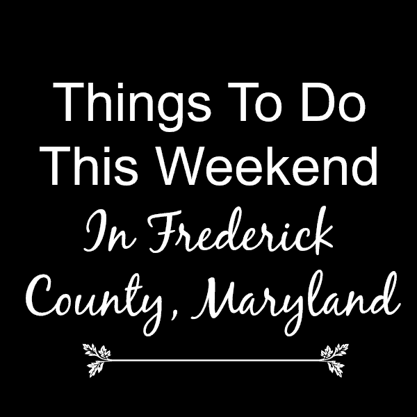 Things To Do This Weekend2