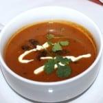 Pumpkin Soup & Black Bean Soup
