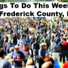 Things To Do This Weekend