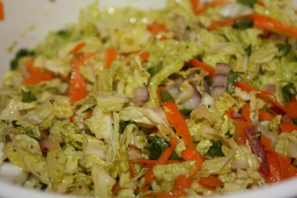 The Fennel Slaw