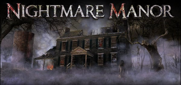 Picture courtesy of Nightmare Manor's website