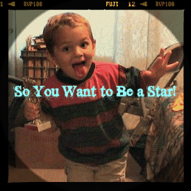 So You Want to Be a Star!