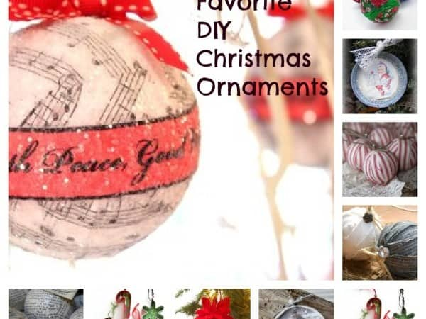 Top 10 DIY Ornaments for Christmas: Easy and Inexpensive!