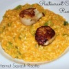 Restaurant Chef Recipe: Butternut Squash Risotto