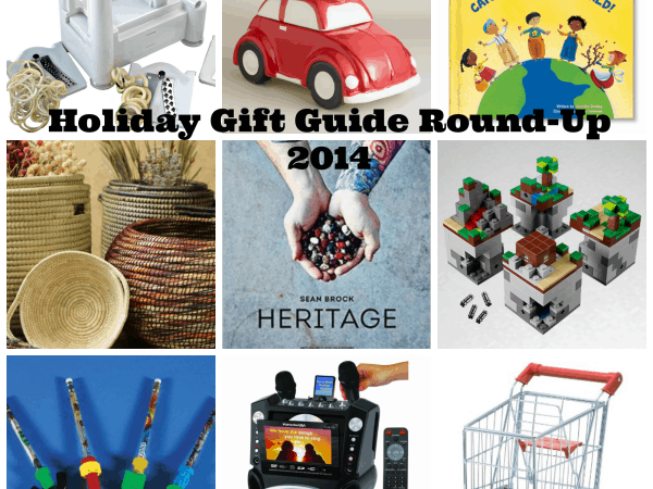 Holiday Gift Guide Round-Up 2014!