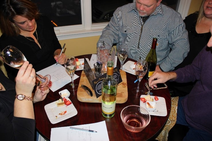 8 Essentials for Hosting a Wine Tasting