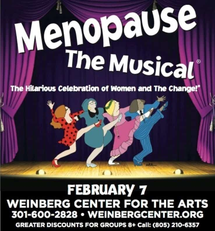 Giveaway! 4 Tickets To See Menopause The Musical