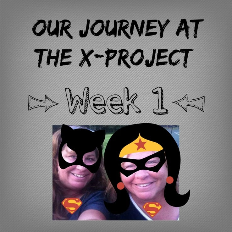 Our Journey at The X-Project: Week 1